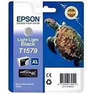 Epson T1579 světle černá