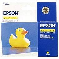 Epson T0554 žlutá