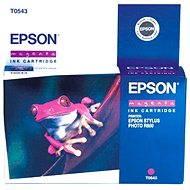 Epson T0543 purpurová