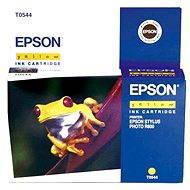 Epson T0544 žlutá