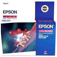 Epson T0547 červená