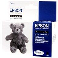 Epson T0611 černá