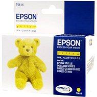Epson T0614 žlutá