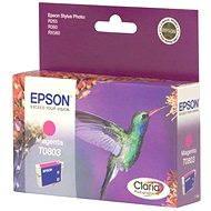 Epson T0803 purpurová