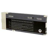 Epson T6181 černá