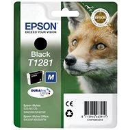 Epson T1281 černá