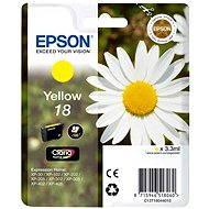 Epson T1804 žlutá