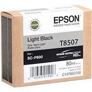 Epson T7850700 světle černá