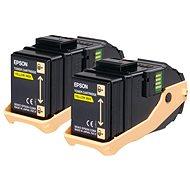 Epson C13S050606 žlutý 2ks