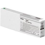 Epson T804900 světlá šedá