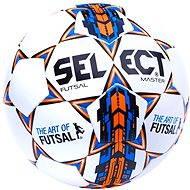 Select Futsal Master bílo modrý