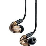 SHURE SE535-V bronzová