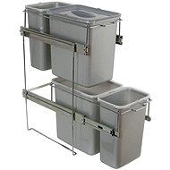 Sinks ECOMEDIA TANDEM 30 2x8 l + 2x16 l