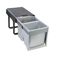 Sinks EKKO FRONT 40 2x16 l
