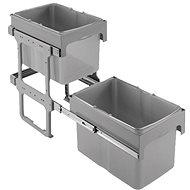 Sinks TANDEM 40 4x 8 l + 2x 16 l
