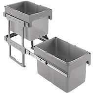 Sinks TANDEM 40 2x34 l