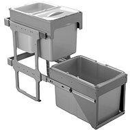 Sinks TANDEM FRONT 40 AU 4x8l + 2x16l