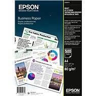 Epson Business Paper A4 80g/m2 500 listů