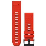Garmin QuickFit 26 silikonový červený