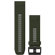 Garmin QuickFit 26 silikonový zelený