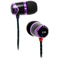 SoundMAGIC E10 fialová