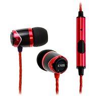 SoundMAGIC E10S červená