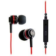 SoundMAGIC ES18S černo-červená