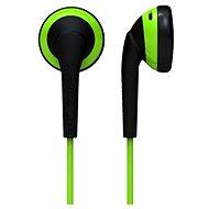 SoundMAGIC EP10 černo-zelená