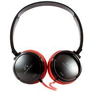 SoundMAGIC P10S černo-červená