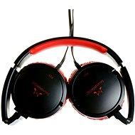 SoundMAGIC P21 černo-červená