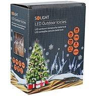 Solight LED venkovní rampouchy, 50LED