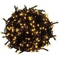 Solight LED venkovní vánoční řetěz, 100 LED, teplá bílá