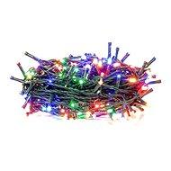 Solight LED venkovní vánoční řetěz, 100 LED, vícebarevný