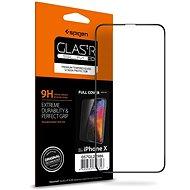 Spigen Glass FC HD Black iPhone X