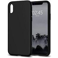 Spigen Liquid Crystal Matte Black iPhone X