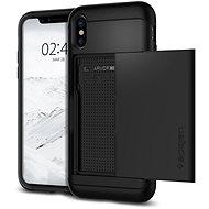 Spigen Slim Armor CS Black iPhone X