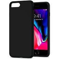 Spigen Liquid Crystal Matte Black iPhone 7/8 Plus