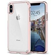 Spigen Ultra Hybrid Rose Crystal iPhone X