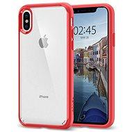 Spigen Ultra Hybrid Red iPhone X
