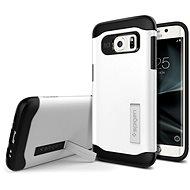 SPIGEN Slim Armor Shimmery White Samsung Galaxy S7 Edge
