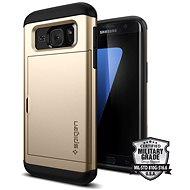 SPIGEN Slim Armor CS Champagne Gold Samsung Galaxy S7 Edge