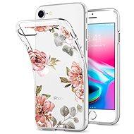 Spigen Liquid Crystal Aquarelle Rose iPhone 7/8