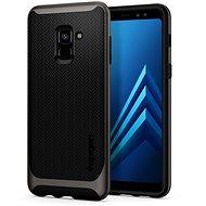 Spigen Neo Hybrid Gunmetal Samsung Galaxy A8 (2018)