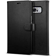 Spigen Wallet S Black Samsung Galaxy Note 8