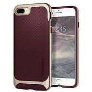 Spigen Neo Hybrid Herringbone Burgundy iPhone 7 Plus/8 Plus