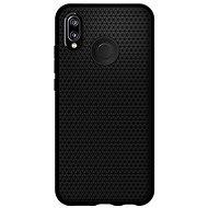 Spigen Liquid Air Black Huawei P20 Lite