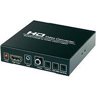 SpeaKa SCART+HDMI na HDMI konvertor