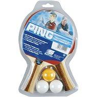 Ping (2 pálky, 3 míčky)