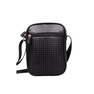 Pixelová taška na rameno 18 černá