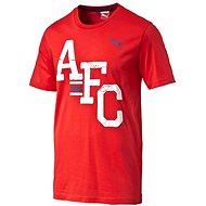 Puma AFC Fan Tee red XXL